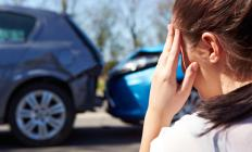 Car accidents are the most common cause of whiplash.