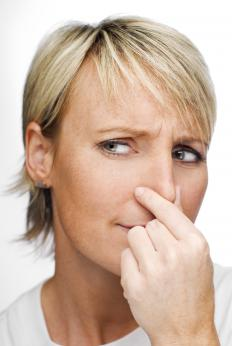 A foul-smelling odor can be a sign of a vaginal infection.