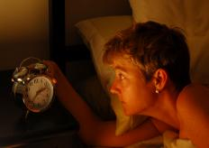 Side effects of fluoxetine HCL may include sleeplessness.