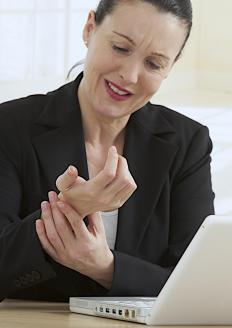 Carpal tunnel is a common problem that affects the thenar eminence.