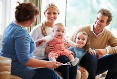 A therapist directs the change that's needed to improve family dynamics within a family during strategic family therapy.
