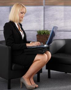 Corporate travel consultants must have in-depth knowledge of the needs of business travelers.