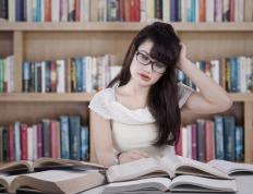 Postgraduate students may continue to spend time researching subjects that interest them.