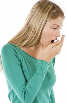 Chewing tobacco may cause users to experience bad breath.