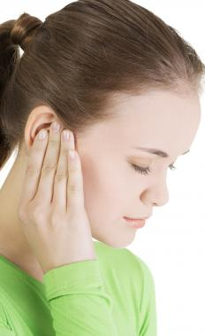 Laryngitis, and inflammation of the larynx, can cause ear pain when swallowing.