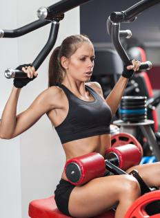 Exercisers of any level should warm up before strength training.