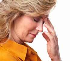 Frequent headaches may be a physical symptom of burnout.