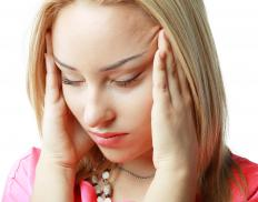 Side effects of antifungal agents may include headache.