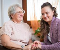 Home health care options may offer mild to moderate assistance for the mentally ill.