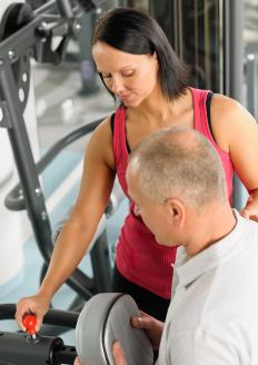 Individuals suffering from fibromyositis may have difficulty exercising.