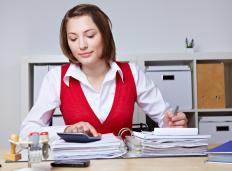 Payroll clerks often have accounting experience.