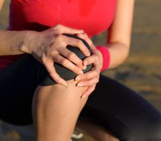 Exercise helps lubricate knee joints.