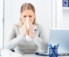Negative ion therapy may help those that suffer from allergies.
