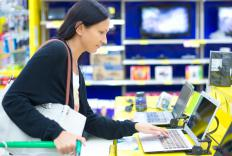 A consumer might elect to purchase a name brand electronic device despite a higher price point.
