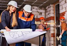 Planning coordinators often plan and oversee construction projects.
