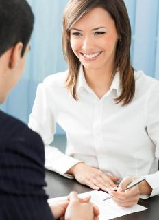 A hospitality recruiter must have experience communicating with others in a professional capacity.