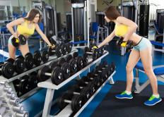 Weight training may help improve an individual's field hockey fitness.