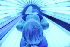 Spray tanning can be safer than tanning beds.