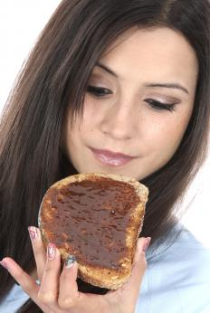 Marmite may be enjoyed on toast.