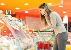 Grocery stores often use promotional prices to persuade consumers to buy certain items.