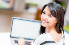 Having a laptop can aid in the convenience of studying and completing coursework online.
