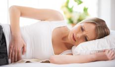 Though rare, one symptom of cervical stenosis is painful menstruation.