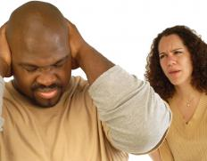 Uncontrollable anger can be very damaging to a relationship.