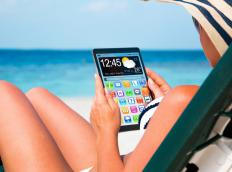 Advances in mobile technology such as 4G have made it possible for people to surf the Web almost anywhere.