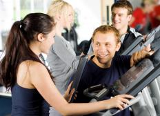 A friend at the gym may be able to recommend the best free fitness classes.