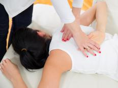 Physical therapy may be beneficial for individuals who are suffering with a synovial cyst.