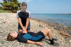 It is crucial for a lifeguard to know CPR.