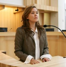 The Frye standard can be applied to testimony by an expert witness.