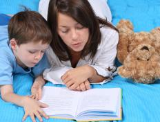 Parents can help their children perform better on reading assessments by reading with them.