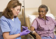 Chemotherapy, as well as radiation therapy, can further lower lymphocyte counts in cancer patients, who can already be experiencing low counts.