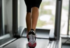 Jogging in place isn't the same as using a treadmill.