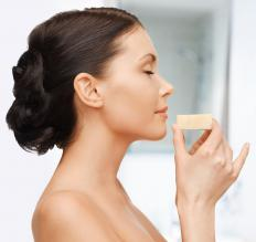 An allergic reaction to scented soaps may cause vaginitis.