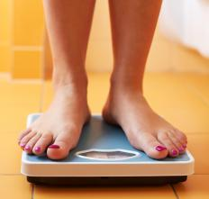 Weight gain is a common side effect of methadone use.