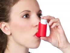Omalizumab may help prevent asthma attacks.