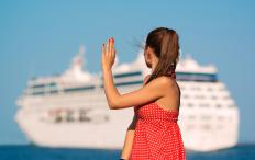 Most people wish others a safe voyage and a farewell for a trip.
