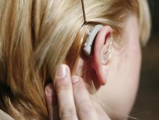 Ear sound amplifiers are often called hearing aids and are used for those with hearing disorders.