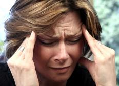 Severe migraines may cause an abnormal EEG.