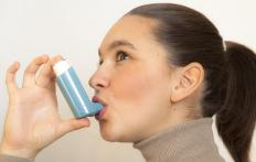 Repeated exposure to formaldehyde may result in the development of asthma.