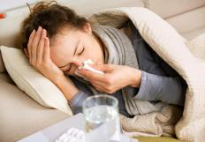 Ephedra is used in a controversial supplement to treat the common cold.
