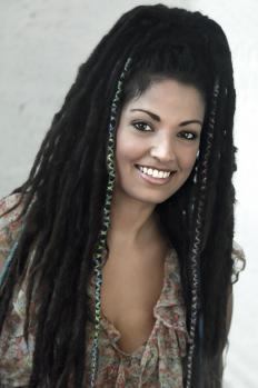 Palm rolling is often performed by those styling their hair into dreadlocks.