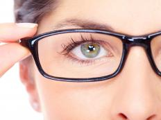 Low vision therapists may be familiar with the different kinds of eyeglass materials.