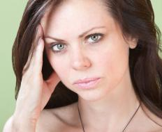 Exhibiting strong feelings of anger can be a warning sign of a nervous breakdown.