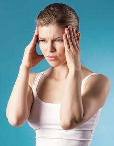Mild seizures might cause migraines and disorientation.