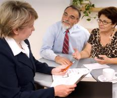 The most common estate planning fee is for document preparation.