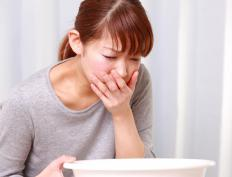 Nausea is one common symptom of gastroparesis.