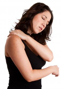 Pain in the upper back and neck is common with cervical spinal stenosis.